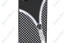 iphone 4 4s silicone case cover / by Edealbest.com