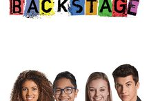 Backstage/cast