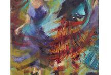 Fine Art - Janet McCrorie (Dancing)