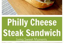 Sandwiches / Yummy sandwiches to make for lunch or dinner