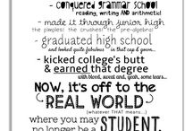 Parties: Graduation