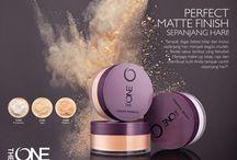 Kosmetik Aman dan Halal / Kosmetik