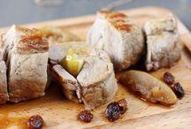 Recettes - Viande de porc