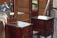 Old furniture reuse
