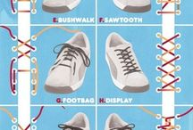 Fastening of shoes