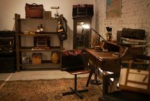 Vintage Loft Industrial Interior Decorating / by Brian Burridge