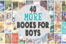 Bøker for gutter