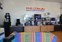 KHE Bentleigh (VIC) Store / A look inside our Karaoke Home Entertainment Store in Bentleigh Victoria as we give it a make over