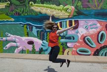 Memphis Murals