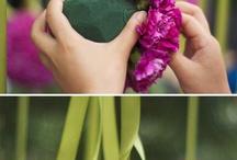 λουλούδια κατασκευές