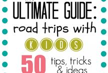 Travel with kids / by Amy Evans Pendley