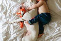 Kids & Animals / kids and animals - photo