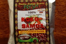 Samoan Food