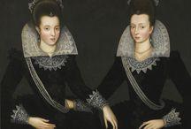 sztuka - Anglia, XVII wiek