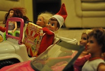 I want to be an Elf on the Shelf Mom