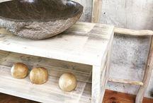Bauholz Möbel