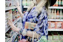 editorial fashion grocery