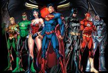 Marvel y DC Comics  