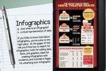 Infographics / by Carla Shinn