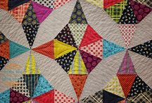 Quilting Love:  Kaleidoscopes / by Karee