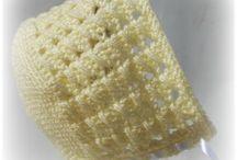 Crochet ! - Free Baby Bonnets !