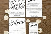 Event - wedding stationery