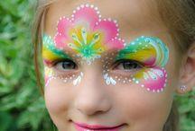 Face Paint Prinsessa