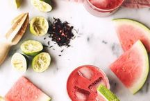 KITCHEN TIPS - JUICY / Keep it fresh this summer with weekly juice combination inspiration!