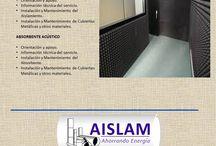 Catalogo: Aislamientos Acústicos / Aislamientos Acústicos
