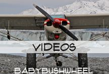 Videos / Blue Ice Aviation's videos, also known as 'babybushwheel' on YouTube.