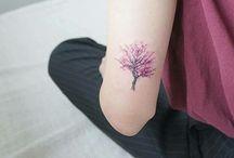 tatoo árbol