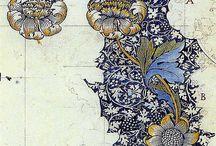 Variedad de diseños / diseño, ilustración, zentagles, patrones zentagles y mandalas, patrones crochet.
