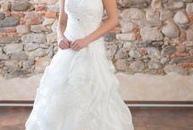 Joy Collection / Really Made in Italy wedding dresses. Realizziamo esclusivamente su misura. Borgomanero - Via Novara 302 - tel. 0322 836054