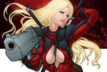 ◇Heroines◇ Lady Deadpool
