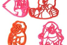 Cookie Cutters and Molds