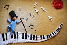 Piccoli sonni creativi / Il progetto Wengen in Wonderland di Quennie Liao.
