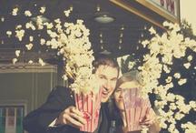 Movies themed weddings