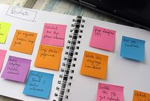 Organising / Paperwork