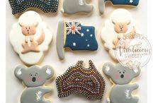 Australiana Cookies