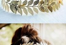 Bröllop - hår, smink o smycken