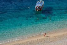 Хочу в отпуск! / Хочу побывать!