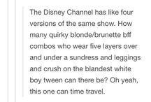 Old Disney Channel / R.I.P