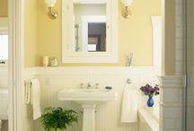 Bathroom Ideas / by Glenda Huss