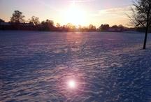 Norwich, Sunrises & Sunsets