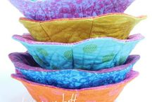 Quilts Bowl Koozie Quilts