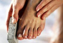 How to: cura del piede