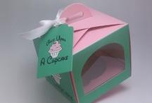 Cute packaging samples