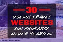 Useful Travel Websites and Apps