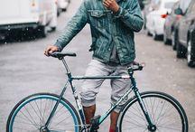 자전거 스타일