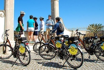 Sintra Parks Epic E-Bike Tour / Make the most of your day in Sintra and visit 4 of our favorite parks and palaces on this 23 km route. If you want more miles and more sites this is the perfect way to spend your day around town.
